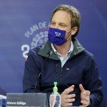 Subsecretario Arturo Zúñiga por medidas sanitarias: «Quien toma las decisiones es el Presidente Sebastián Piñera»