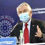 Paris: «Cuando hay fiscales que persiguen a ex ministros de Salud ¿Por qué no persiguen a personas que llaman a manifestarse y no cumplen las medidas sanitarias?»