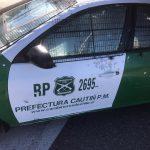 Carabinero muere en emboscada tras barricadas e incidentes en el acceso sur a Temuco