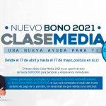 Ya se puede postular: SII habilita plataforma para acceder al Bono Clase Media