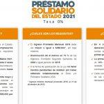 Préstamo Solidario: SII habilita plataforma para postular al beneficio de hasta $650 mil