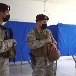 Megaelecciones: Locales de votación ya se encuentran bajo resguardo del Ejército