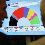 Socialdemócratas lideran por estrecho margen elecciones legislativas en Alemania